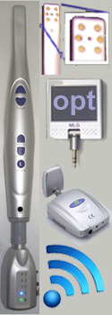Wireless IntraOral Camera System
