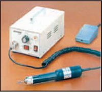 Electric Motor with Dental Handpiece, Model 230
