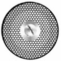 Diamond Disc, See-Through Mesh