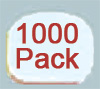 Ultimate Retainer Case, 1000 Pack