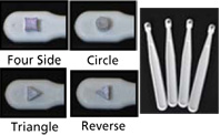 Bite Stick, Molar, Autoclavable, Single