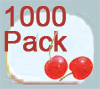 Ultimate Retainer Case, 1000 Pack, Flavor